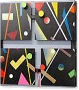 Progressiv Pop Art Msc 009 Canvas Print