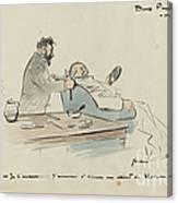 Project De Voyage Canvas Print