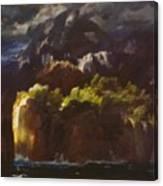 Prometheus 1883 Canvas Print