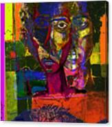 Prophet II Canvas Print