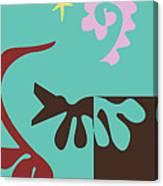 Prosperity - Celebrate Life 1 Canvas Print