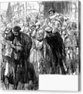 Protestant Reformation Canvas Print