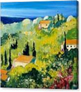 Provence 459070 Canvas Print