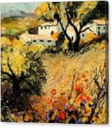 Provence 56123 Canvas Print