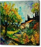 Provence 670110 Canvas Print