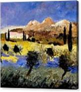 Provence 674525 Canvas Print