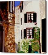 Provence Four Canvas Print