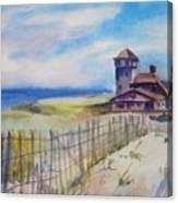Provincetown Ocean View Canvas Print