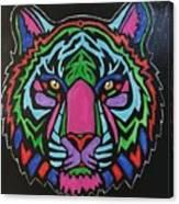 Psychedelic Fur Canvas Print