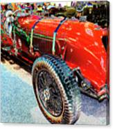 Psychedelic Replica 1929 4 1/2 Litre Blower Bentley by Peter Lloyd