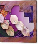 Psycho 3d Canvas Print