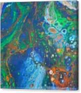 Psycho Ocean Canvas Print