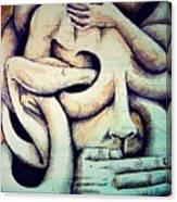 Psychological Phenomenon Canvas Print