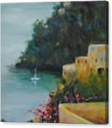 Pueblo Bay Canvas Print