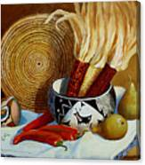 Pueblo Influence Canvas Print