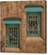 Pueblo Windows Nm Horizontal Img_8336 Canvas Print