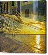 Puerto Rico Collage 3 Canvas Print