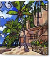 Puerto Vallarta Landscape Canvas Print