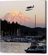 Puget Sound Landing Canvas Print