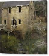 Pugh Mill  Canvas Print