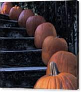 Pumpkins - Halloween Canvas Print