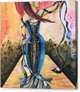 Punk Rock Opera Canvas Print