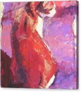 Punkin Canvas Print