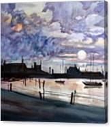 Punta Gorda Sunset Canvas Print