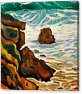 Punta Rincon Canvas Print