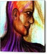 Pure Energy Canvas Print