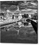 Purfleet Quay King's Lynn Canvas Print