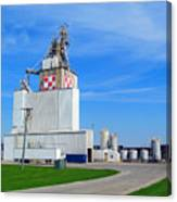 Purina Factory Canvas Print