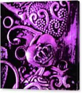 Purple Heart Collection Canvas Print