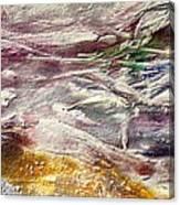 Purple Land Canvas Print