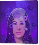 Purple Passion Canvas Print
