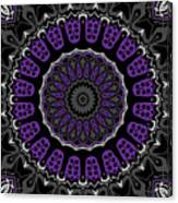 Purple Passion No. 1 Canvas Print