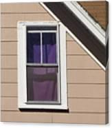 Purple Shade Composition Canvas Print