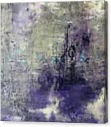 Purpletan Canvas Print