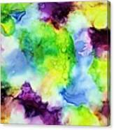 Purplexed Canvas Print