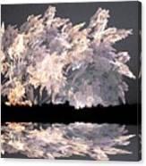 Pyroclastics Canvas Print