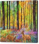Quantic Dream Canvas Print