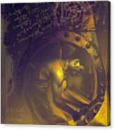 Quantum Mechanic Canvas Print