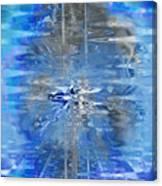 Quantum Reflections Canvas Print