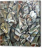 Quartet 1958 Canvas Print