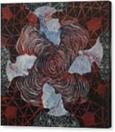 Quaternity Canvas Print