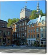 Quebec City 46 Canvas Print