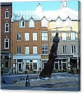 Quebec City 48 Canvas Print