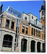 Quebec City 50 Canvas Print