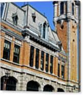 Quebec City 51 Canvas Print