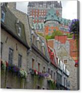 Quebec City 67 Canvas Print